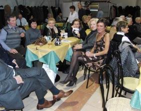 Circolo IL TULIPANO - Gennaio 2011 - Tavolata